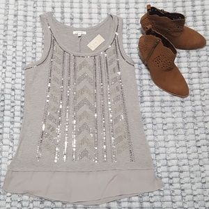 **HP** NWT Maurices Tank